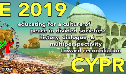 International Institute on Peace Education (IIPE) 2019 - Cyprus